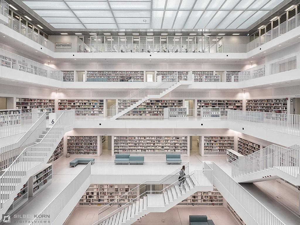 Stadtbibliothek Stuttgart II